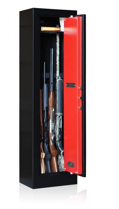 """Armoire forte ELITE PIONEER PIO51 """"6 armes"""" (35 kg)"""