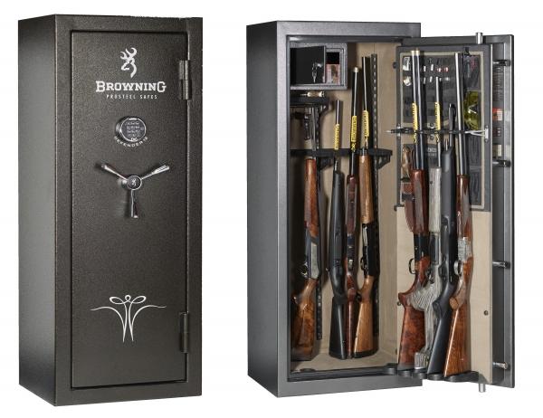 Coffre pour armes BROWNING PRESTIGE 19 - 202 kg (19 armes)