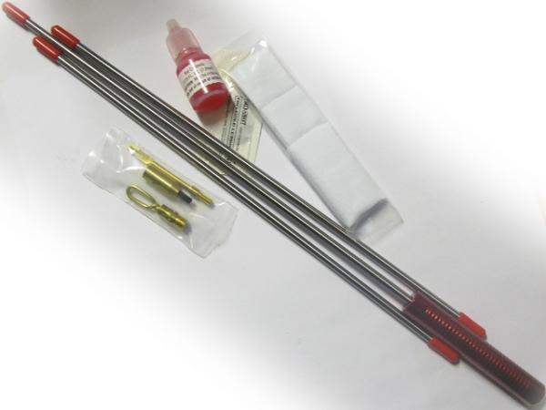 Kit universel de nettoyage PRO-SHOT cal.22 lr à cal.12 (93cm)