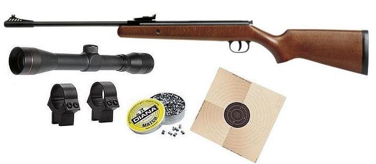 Carabine à air comprimé DIANA 240 classic ''Pack''