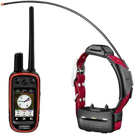 ''Pack GPS'' GARMIN Collier de répérage ALPHA 100F & TT15F