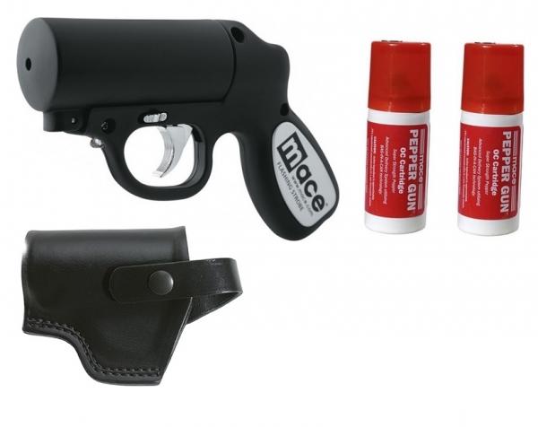 Kit d�fense Pistolet lacrymog�ne MACE Pepper Gun