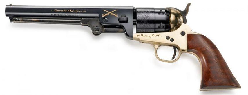 Revolver � Poudre Noire Pietta COLT 1851 Navy Yank ''Bull Battle'' cal.44