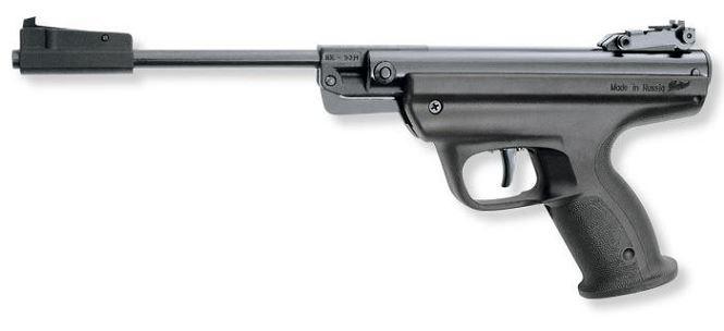 Pistolet � plombs BAIKAL IZH MP-53M