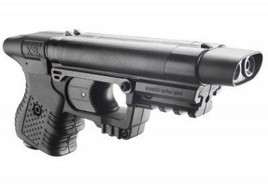 Pistolet JPX 1 Jet Protector Noir