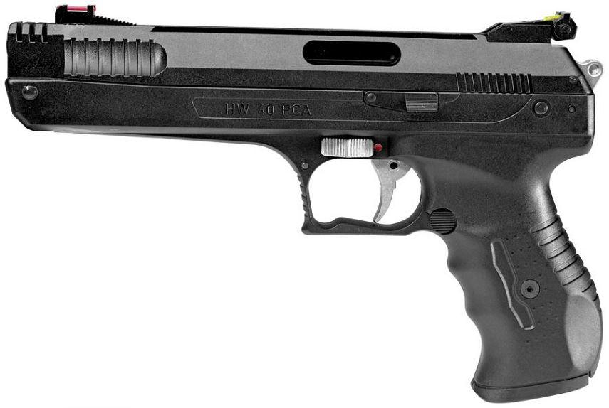 Pistolet � plombs WEIHRAUCH HW 40 PCA