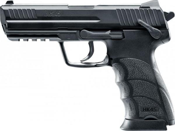 Pistolet Heckler & Koch HK45 cal.4.5mm BBS