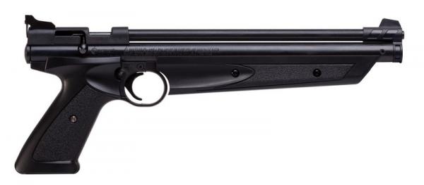 Pistolet à plombs CROSMAN 1377 American Classic Noir (8 joules)