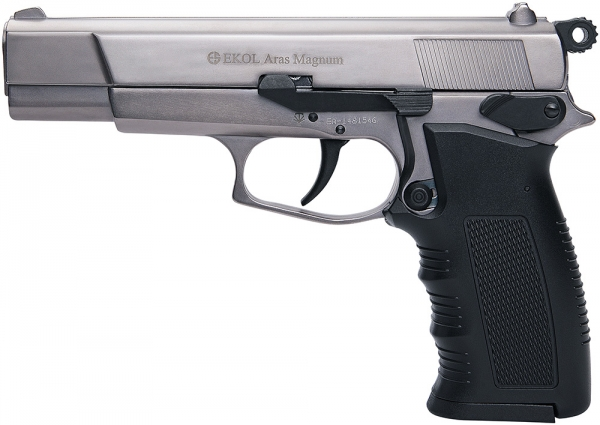 Pistolet EKOL Aras mod.75 Auto Chrom� Cal.9mm PA
