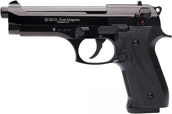 Pistolet d'alarme EKOL Firat Magnum mod.92 Auto Bronzé Cal.9mm PA