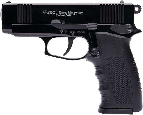 Pistolet EKOL SAVA Magnum PK4 Bronz� Cal.9mm PA