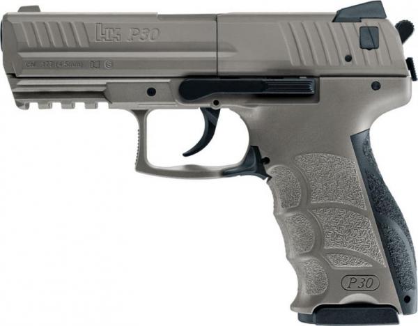 Pistolet HECKER & KOCH P30 FDE UMAREX cal.4,5mm
