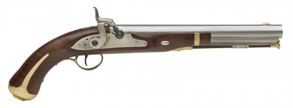 Pistolet à poudre noire PEDERSOLI 1805 HARPER'S FERRY Standard Conversion cal.54