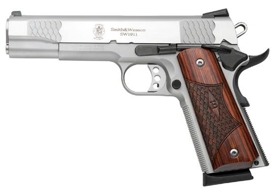Pistolet SMITH & WESSON E-Series SW1911 cal.45 ACP