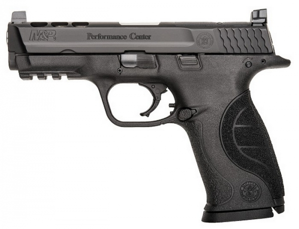 Pistolet SMITH &WESSON MP9 Performance Center PORTED 4.25