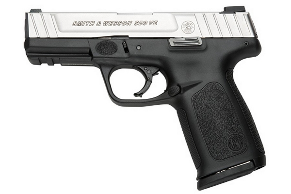 Pistolet SMITH & WESSON SD9 VE cal.9x19