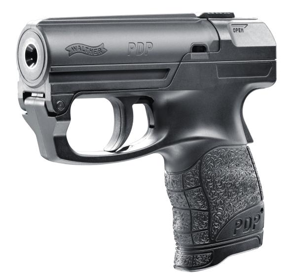 Pistolet lacrymogène WALTHER PDP Noir