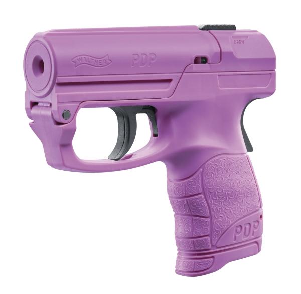 Pistolet lacrymog�ne WALTHER PDP Rose
