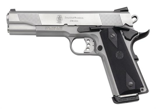 Pistolet SMITH & WESSON 1911 cal.45 ACP
