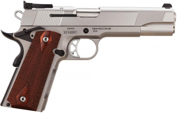 Pistolet SMITH & WESSON 1911 Ajustable cal.45 ACP