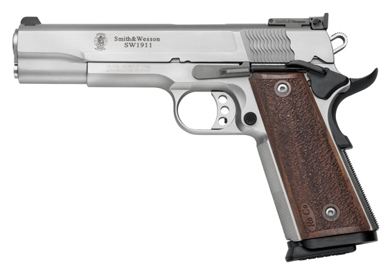 Pistolet SMITH & WESSON Pro Series SW1911 cal.9x19
