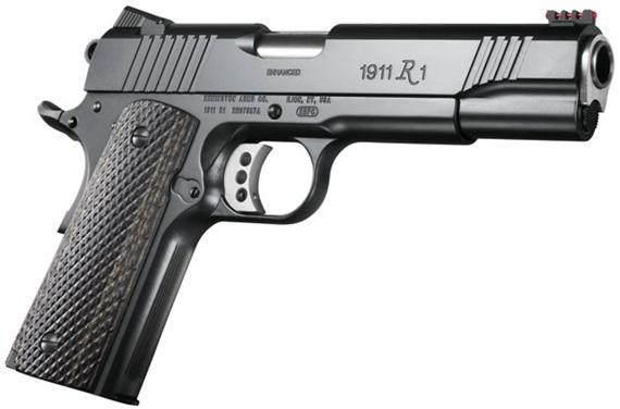remington pistolet cat gorie b calibre 9mm et 45 acp armurerie lavaux. Black Bedroom Furniture Sets. Home Design Ideas
