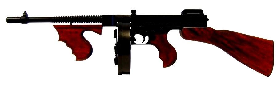 Réplique DENIX fusil THOMSON 1921 A1 Al Capone