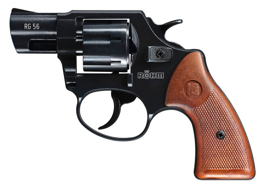 Revolver à blanc RÖHM RG 56 cal.6mm FLOBERT