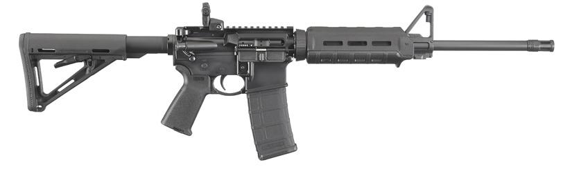 RUGER AR-556 MAGPUL MOE Black cal.223 Rem