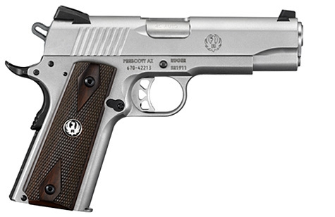 Pistolet RUGER SR1911 Commander calibre 45 ACP