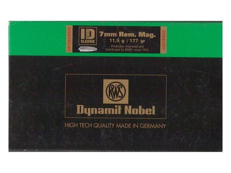 RWS 7mm RM ID 11,5g