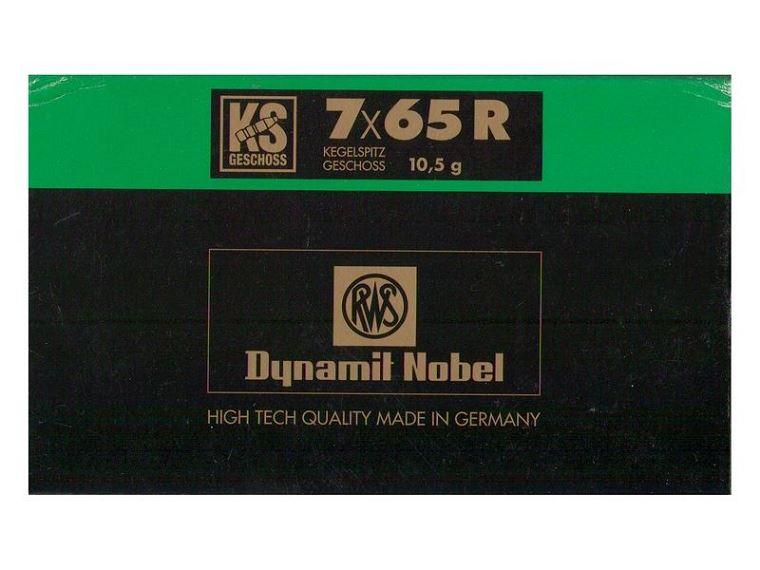 RWS 7x65R KS 10.5g