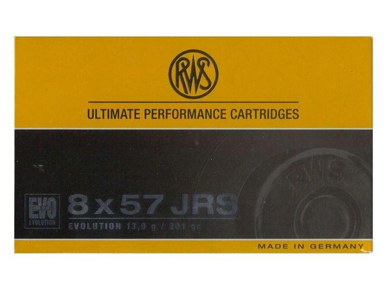 RWS 8x57 Jrs EVO 13g