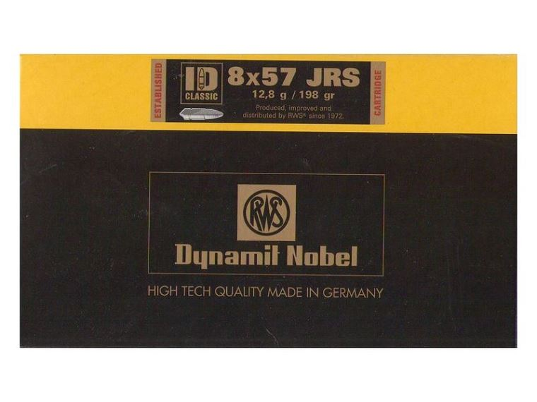 RWS 8x57 Jrs ID 12,8g