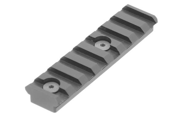 Rail Picatinny UTG Keymod 8 slot Noir