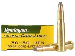 REMINGTON cal.30-30 Win SP 150 grains - 9.7 grammes