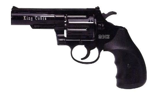 Revolver KING COBRA cal.9mm R UMAREX