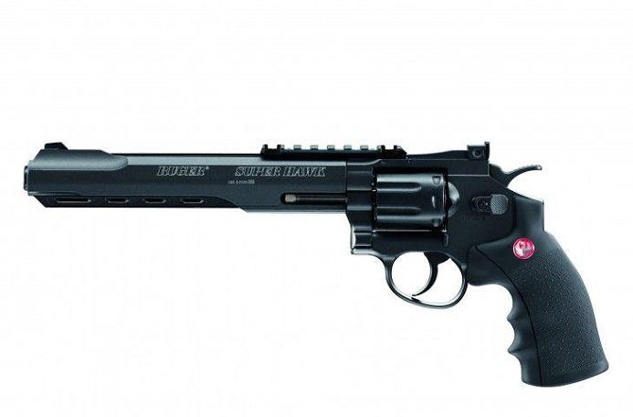 Revolver � billes RUGER Co2 Super Hawk 8'' Bronz� cal.6mm UMAREX