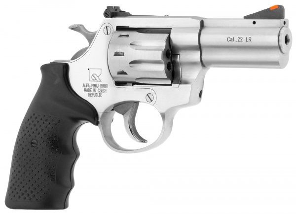 Revolver ALFA PROJ LRP Target Inox 3