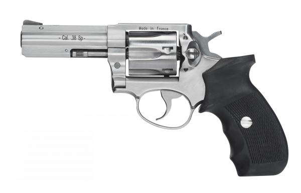 Revolver MANURHIN MR88 DX Defense INOX 4