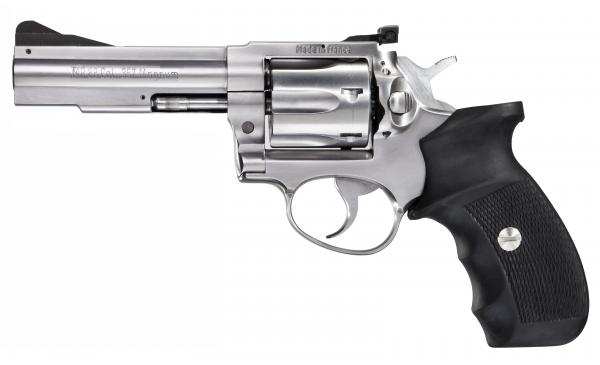 "Revolver MANURHIN MR88 SX Sport Inox 4"" cal.357 mag - 38 special"