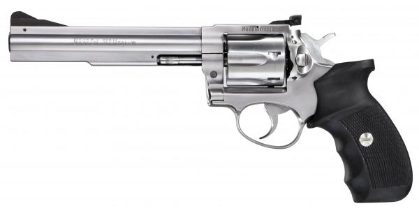 "Revolver MANURHIN MR88 SX Sport Inox 6"" cal.357 mag - 38 special"