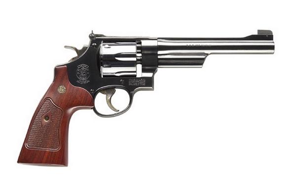 Revolver SMITH & WESSON 27 Classics 6.5