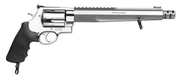 Revolver SMITH & WESSON Performance Center 460 XVR 10.5