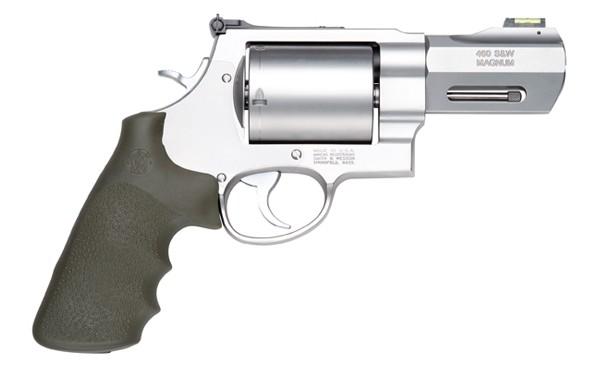Revolver SMITH & WESSON Performance Center 460 XVR 3.5