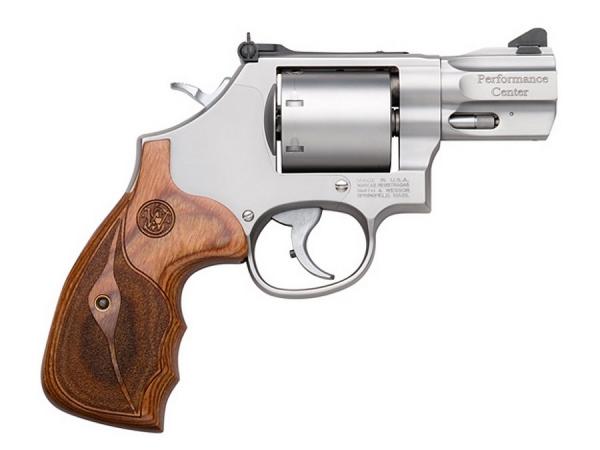 Revolver SMITH & WESSON 686 Performance Center cal.357mag - 38 Sw Spécial