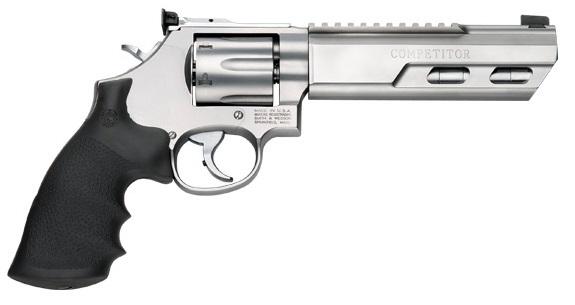 Revolver SMITH & WESSON Performance Center 686 COMPETITOR 6