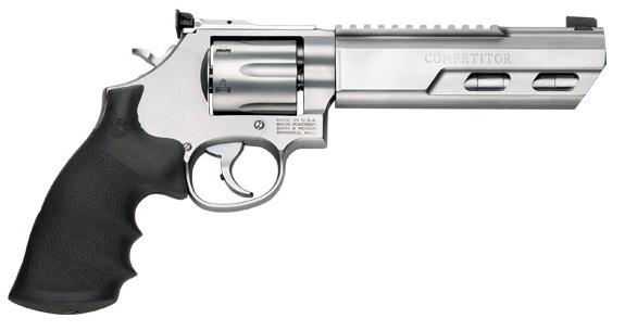 Revolver SMITH & WESSON Performance Center 686 COMPETITOR 6