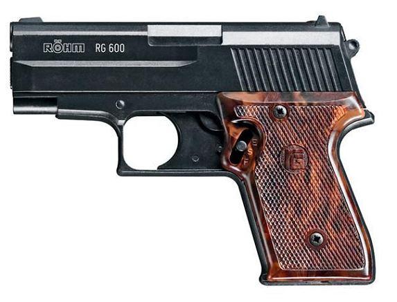 Pistolet ROHM RG 600 cal.22 � blanc