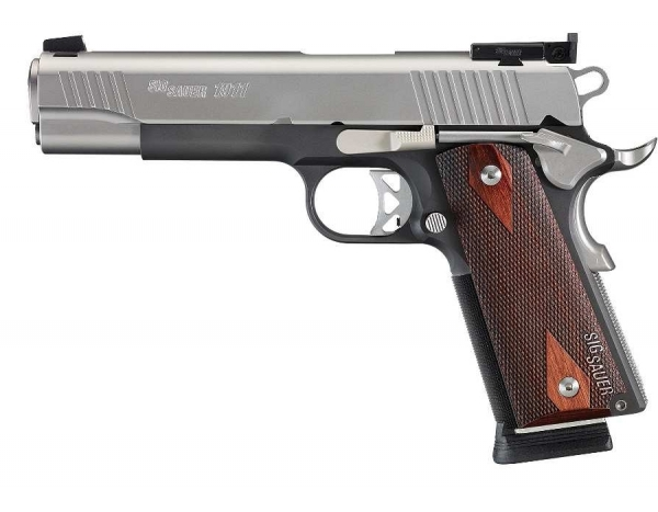 Pistolet SIG SAUER 1911 Tradionnal Match Elite cal.45 ACP